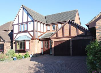 Thumbnail 4 bed detached house to rent in Brancaster Close, Amington, Tamworth
