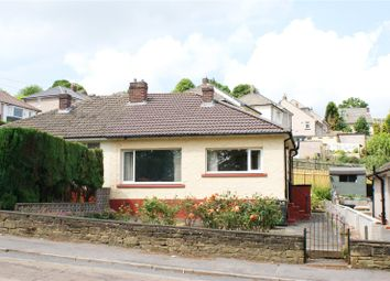 Thumbnail 2 bed semi-detached bungalow for sale in Oakworth Road, Keighley