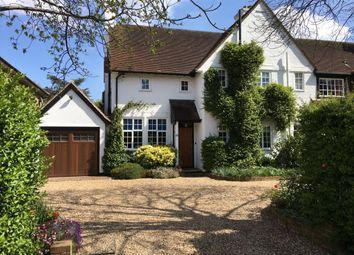 Thumbnail 3 bed semi-detached house for sale in Holbrook Lane, Chislehurst