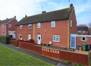 Thumbnail 3 bed semi-detached house for sale in Warneage Green - Wanborough, Swindon