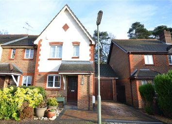 Thumbnail 3 bed end terrace house for sale in Francis Way, Camberley, Surrey
