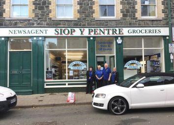 Thumbnail Retail premises for sale in Pant Yr Afon, Penmaenmawr