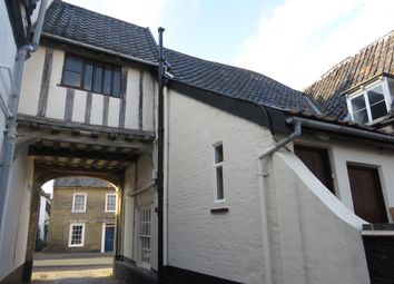 Thumbnail 2 bed maisonette to rent in Old Market Place, Harleston
