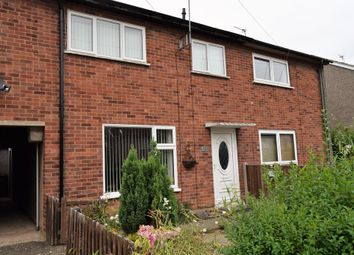 Thumbnail 3 bed terraced house for sale in Briar Road, Thurnby Lodge, Leicestershire
