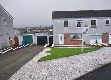 Thumbnail 3 bed semi-detached house for sale in Nevis Crescent, Alloa