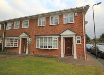 Thumbnail 3 bed end terrace house to rent in Hempson Avenue, Langley, Berkshire