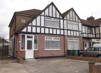 Thumbnail 3 bed end terrace house for sale in Fisher Road, Harrow Weald, Middlesex