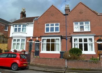 Thumbnail 4 bed terraced house to rent in Highcross Road, Exeter, Devon