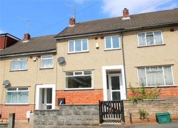 Thumbnail 3 bed terraced house for sale in Elmdale Road, Bedminster, Bristol