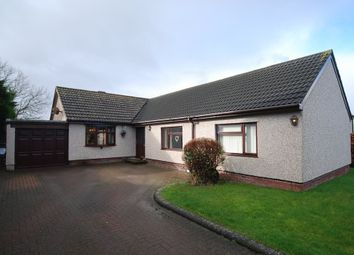 Thumbnail 4 bed detached bungalow for sale in Ireleth Road, Askam-In-Furness, Cumbria
