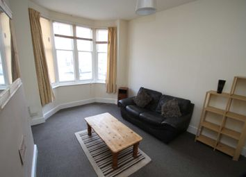 Thumbnail 1 bed flat to rent in Glenfield Road, Western Park, Leicester