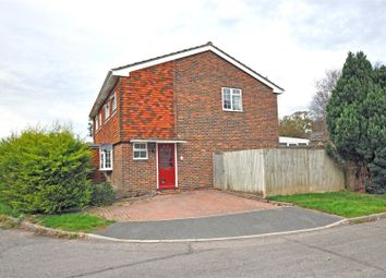 Thumbnail 3 bed semi-detached house for sale in Chestnut Close, Herstmonceux, Hailsham