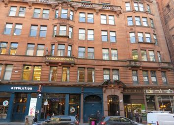 Thumbnail Studio to rent in Commercial Property, Gordon Chambers, Mitchell Street, Glasgow