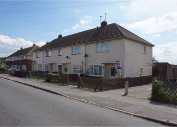 Thumbnail 2 bed end terrace house for sale in Bramston Road, Sheerness