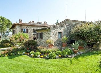 Thumbnail 6 bed property for sale in Castellina, Radda, Siena