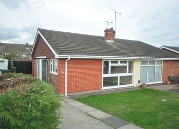 Thumbnail 2 bed semi-detached bungalow to rent in Christchurch Avenue, Erith