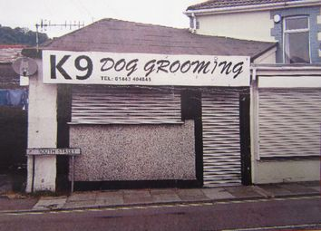 Thumbnail Retail premises for sale in South Street, Pontyprydd