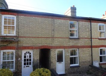 Thumbnail 2 bedroom terraced house for sale in Greens Road, Cambridge