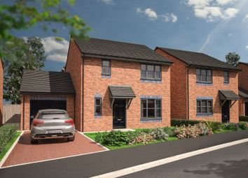 Thumbnail 3 bed detached house for sale in The Hunter, Harrison Close, Bill Quay