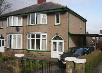 Thumbnail 2 bed semi-detached house for sale in Halifax Road, Nelson, Lancashire