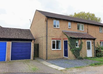 Thumbnail 2 bed end terrace house for sale in Pond Close, Marchwood, Southampton