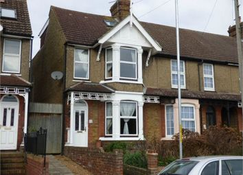 Thumbnail 4 bed end terrace house for sale in Borden Lane, South-Sittingbourne, Kent