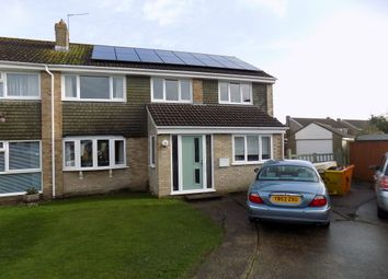 Thumbnail 4 bed semi-detached house to rent in Broadley Close, Holbury