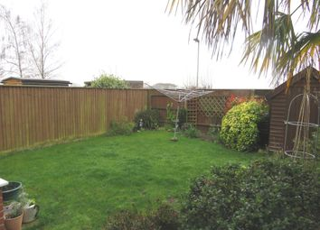 Thumbnail 2 bed end terrace house for sale in Macpherson Robertson Way, Mildenhall, Bury St. Edmunds