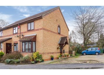 Thumbnail 2 bed end terrace house for sale in St. Augustine Gardens, Southampton