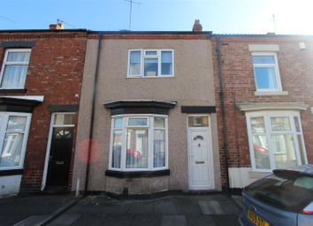 Thumbnail 2 bed terraced house for sale in Barron Street, Darlington