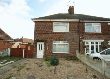 Thumbnail 3 bed semi-detached house for sale in Ridgeway, Langwith Junction, Mansfield