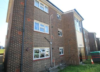 Thumbnail 2 bed flat for sale in Kingston Court, Northfleet, Kent