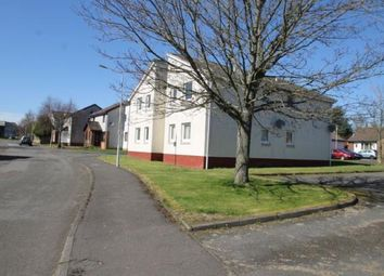 Thumbnail 1 bed flat to rent in Pegasus Avenue, Carluke, South Lanarkshire