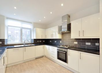 Thumbnail 4 bedroom flat to rent in Finchley Road, St Johns Wood, London