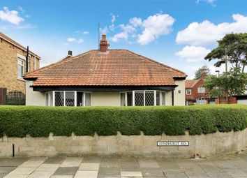 Thumbnail 2 bed detached bungalow for sale in Lyndhurst Road, Monkseaton, Whitley Bay
