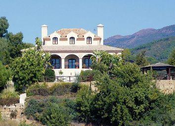 Thumbnail 4 bed villa for sale in Benahavis, Benahavis, Spain