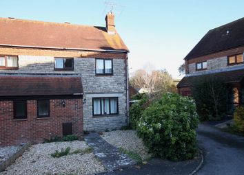 Thumbnail 3 bed end terrace house for sale in Butt Farm Close, Winterbourne Abbas