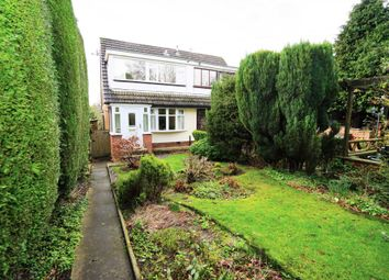 Thumbnail 2 bed semi-detached house for sale in Chorley New Road, Lostock, Bolton