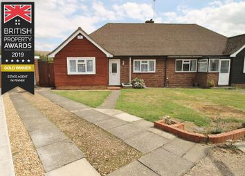 Thumbnail 2 bedroom semi-detached bungalow to rent in Henley Gardens, Pinner, Middlesex
