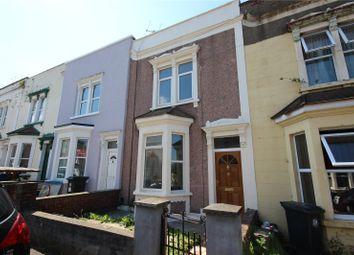 Thumbnail 3 bedroom terraced house for sale in Heath Street, Eastville, Bristol