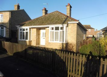 Thumbnail 2 bedroom detached bungalow for sale in Prickwillow Road, Ely