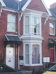 Thumbnail 5 bed flat to rent in 17, Beechwood Road, Uplands. Swansea.