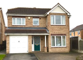 Thumbnail 4 bed detached house for sale in Northfield Avenue, South Kirkby