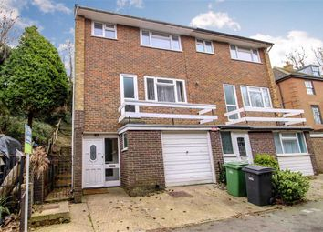 Thumbnail 3 bed town house for sale in Harold Road, Hastings, East Sussex