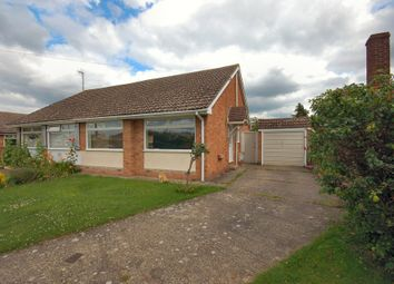 Thumbnail 2 bedroom semi-detached bungalow to rent in Youngman Close, Histon, Cambridge