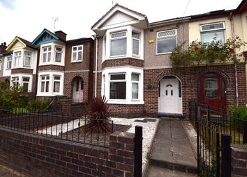 Thumbnail 4 bed terraced house for sale in Oldfield Road, Chapelfields, Coventry