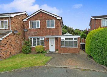 Thumbnail 3 bed detached house for sale in St. Lawrence Court, Nantwich