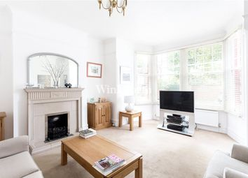 Thumbnail 4 bed end terrace house for sale in Elmwood Avenue, Palmers Green, London