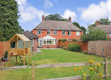 Thumbnail 3 bed semi-detached house for sale in Botley Road, Curdridge, Southampton