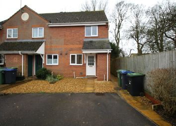 Thumbnail 2 bed end terrace house to rent in Twickenham Way, Chippenham